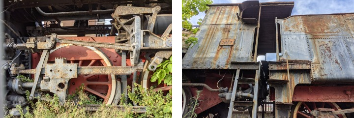 Mechanical details